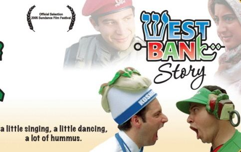 West Bank Story West Bank Oscars My Interview w Deranged Filmmaker Ari Sandel