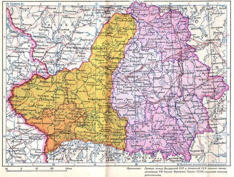 West Belarus