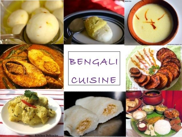 West Bengal Cuisine of West Bengal, Popular Food of West Bengal