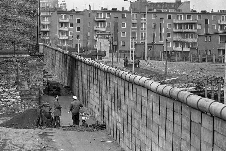West Berlin The Berlin Wall 25 Years After the Fall The Atlantic