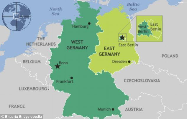 West Berlin Secret plan to trade West Berlin for Soviet land at height of Cold