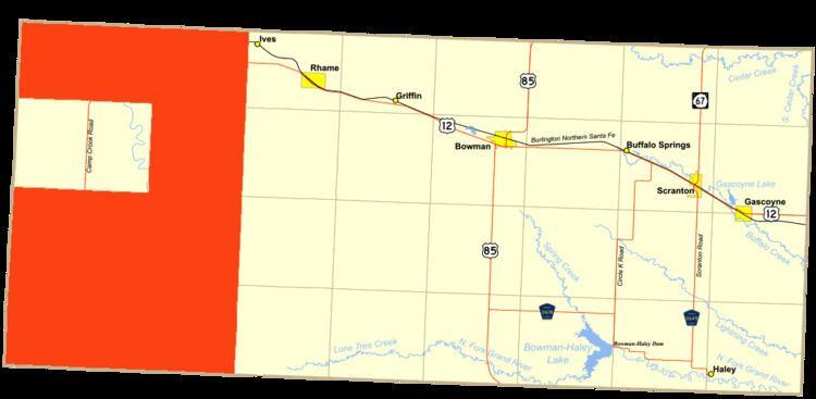 West Bowman, North Dakota