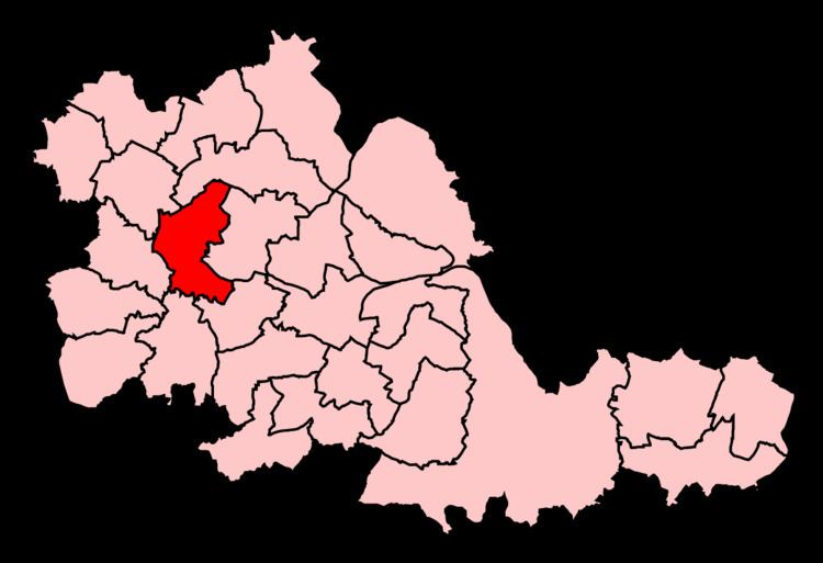 West Bromwich West (UK Parliament constituency)