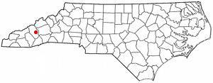 West Canton, North Carolina