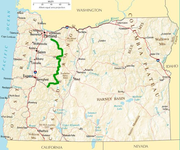 West Cascades Scenic Byway