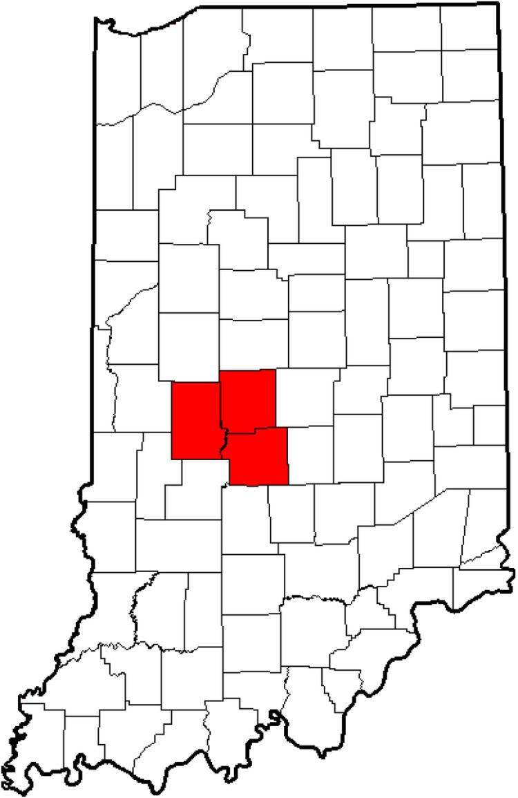West Central Conference (Indiana)