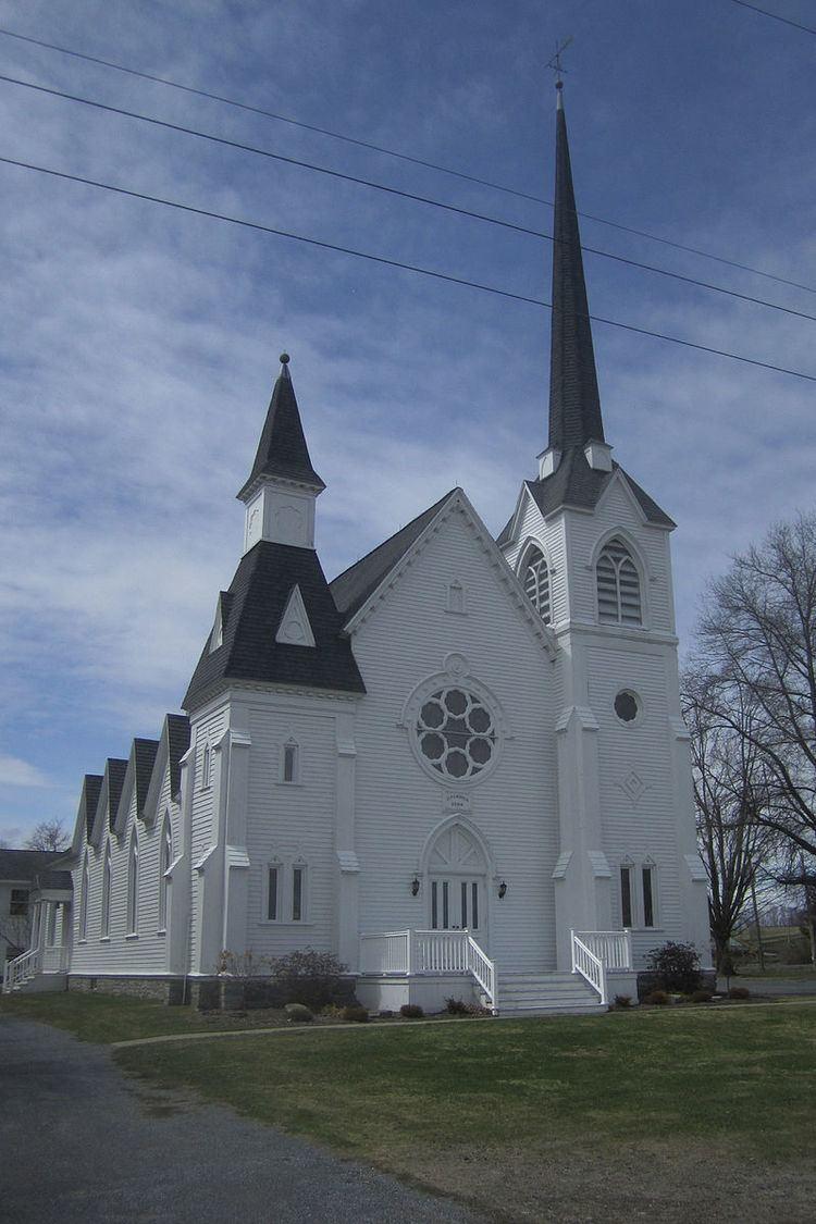 West Charlton United Presbyterian Church