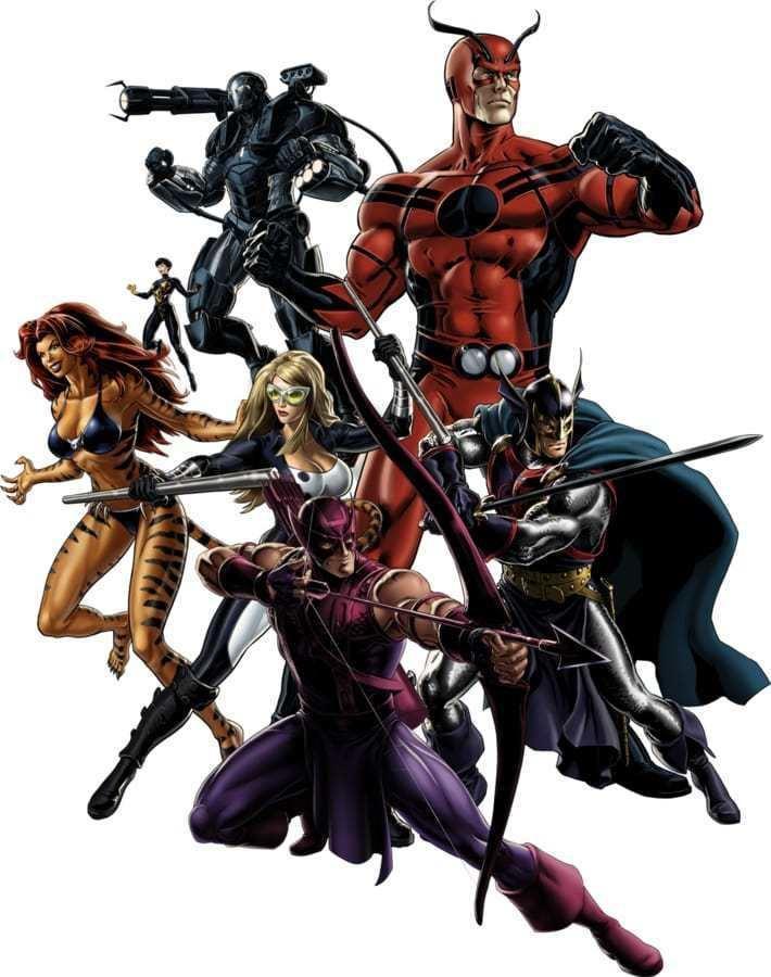 West Coast Avengers Marvel and ABC Need the West Coast Avengers moviepilotcom