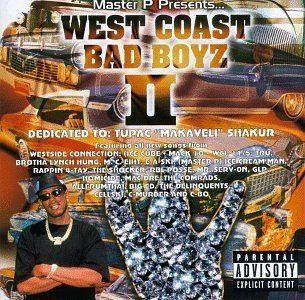 West Coast Bad Boyz II httpsimagesnasslimagesamazoncomimagesI5