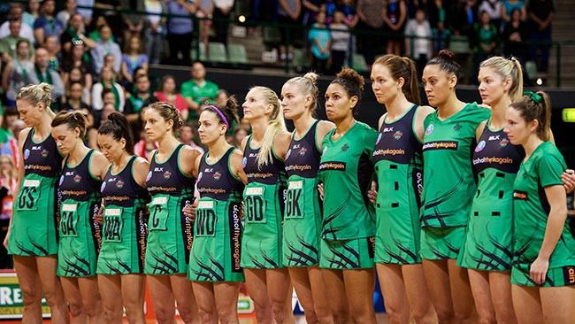 West Coast Fever 2016 PerthNow West Coast Fever Peoples Choice Award Perth Now