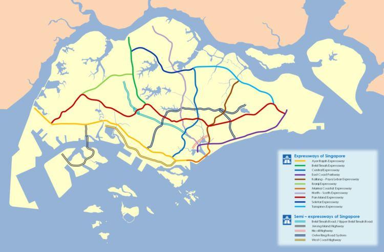 West Coast Highway, Singapore
