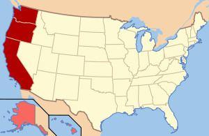 West Coast of the United States West Coast of the United States Wikipedia