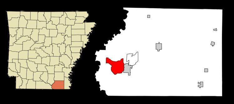 West Crossett, Arkansas