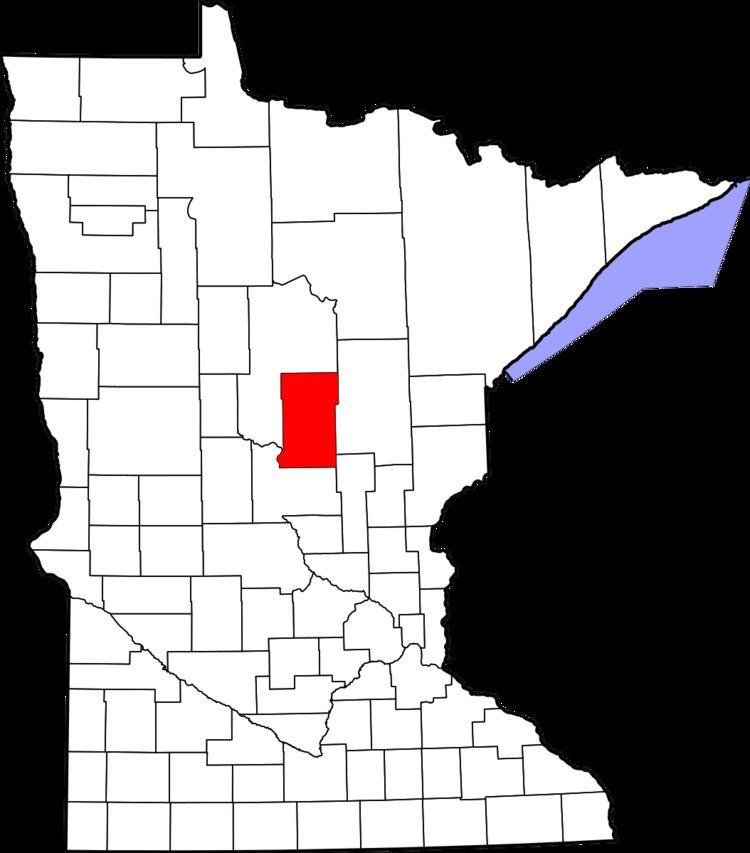 West Crow Wing, Minnesota