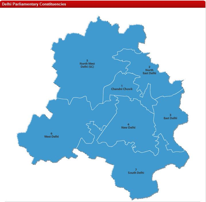 West Delhi (Lok Sabha constituency)