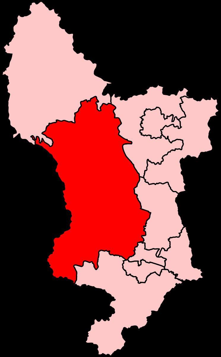 West Derbyshire (UK Parliament constituency)