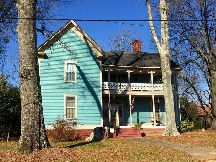 West End Historic District (Kings Mountain, North Carolina)