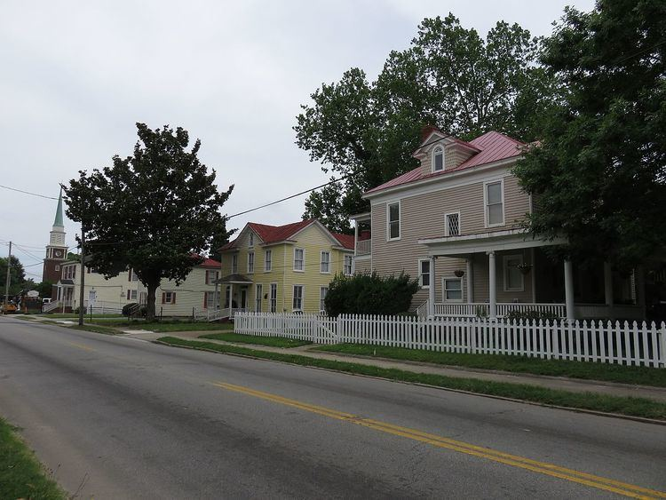 West End Historic District (Suffolk, Virginia)