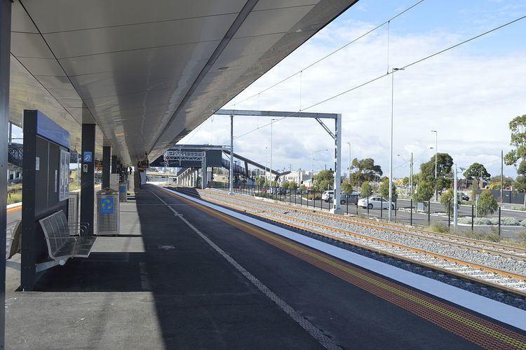 West Footscray railway station