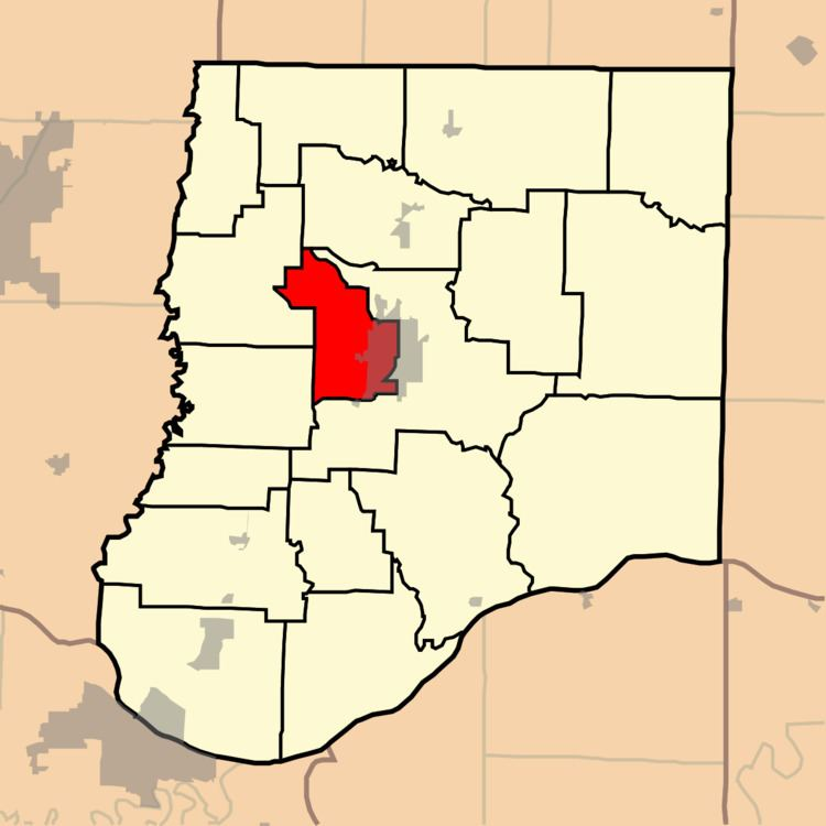 West Fulton Township, Callaway County, Missouri