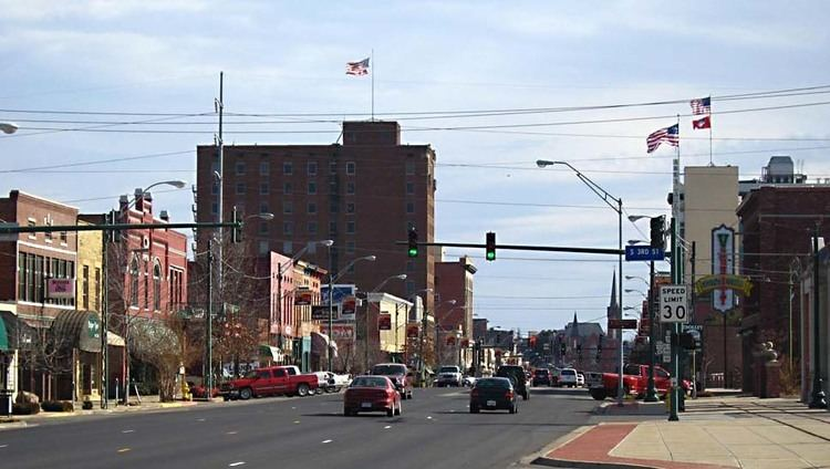 West Garrison Avenue Historic District