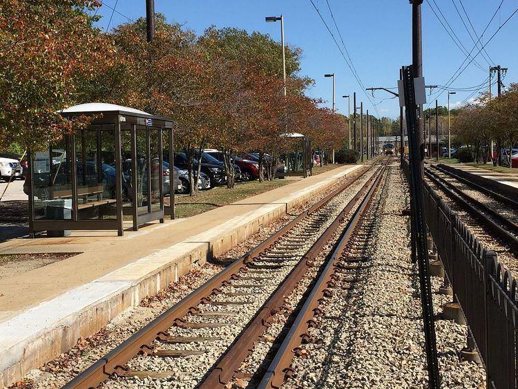 West Green (RTA Rapid Transit station)