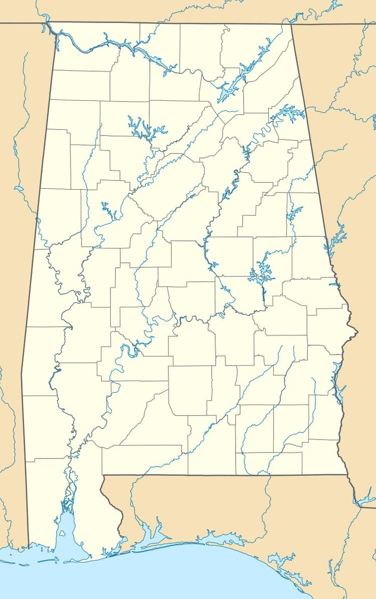 West Greene, Alabama