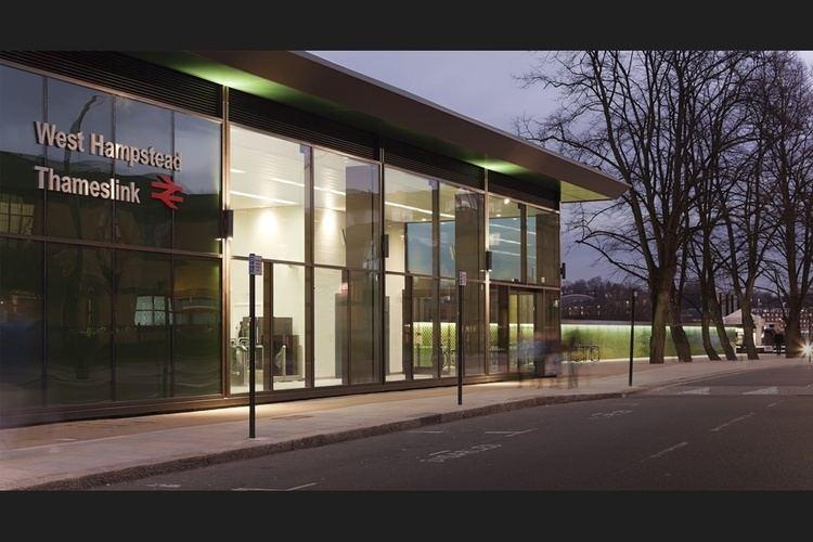 West Hampstead Thameslink railway station West Hampstead Thameslink Station News Architects Journal