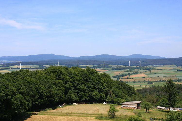 West Hesse Highlands