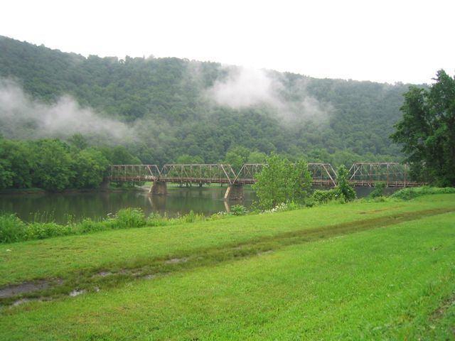 West Hickory Bridge historicbridgesorgtrusshickorylittleimg0005jpg