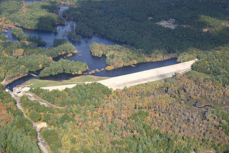 West Hill Dam