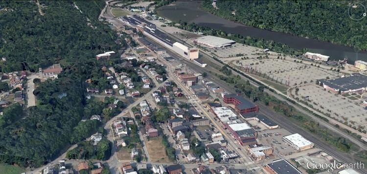 West Homestead, Pennsylvania steelriverscogorgwpcontentuploads201406West