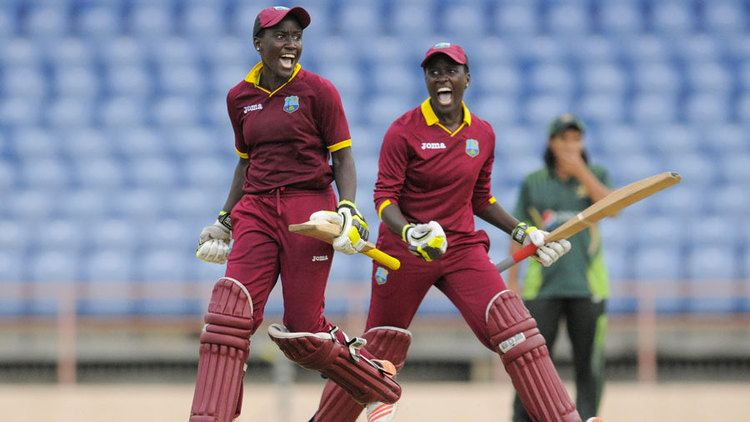 West Indies women's cricket team Pakistan Women tour of West Indies and United States of America 2015