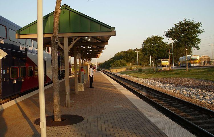 West Irving (TRE station)