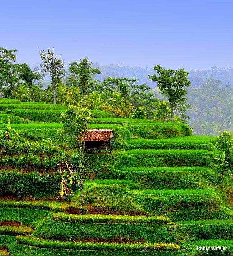 West Java Beautiful Landscapes of West Java