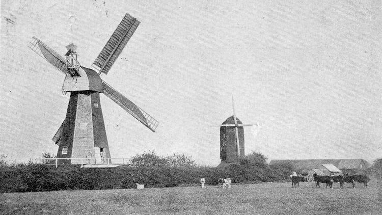 West Kingsdown Windmill