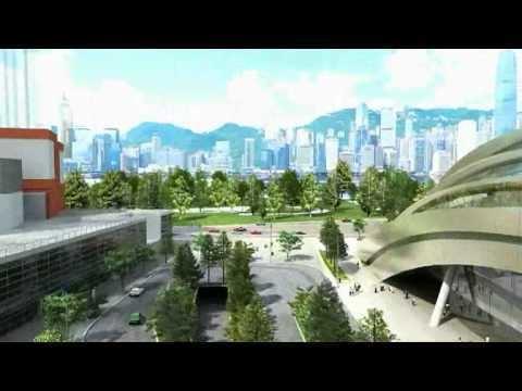 West Kowloon Terminus West Kowloon Terminus YouTube