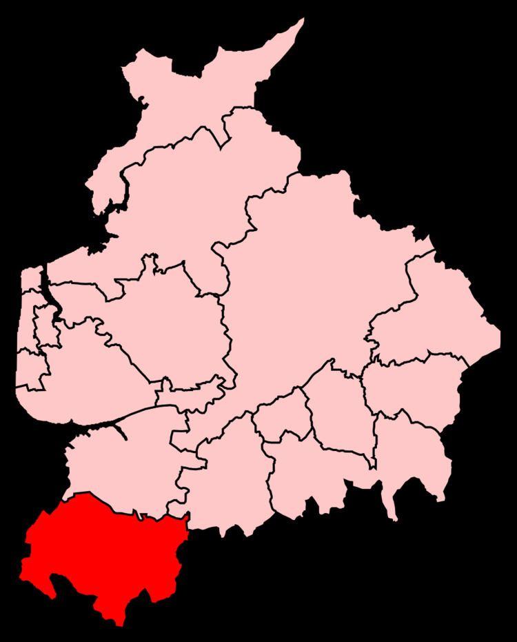 West Lancashire (UK Parliament constituency)