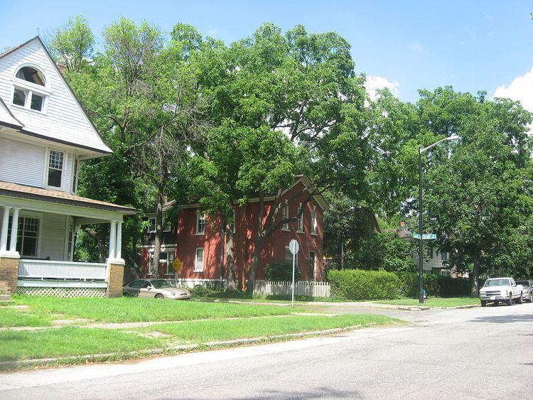 West LaSalle Avenue Historic District
