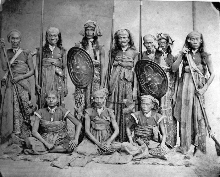 West Lombok Regency in the past, History of West Lombok Regency