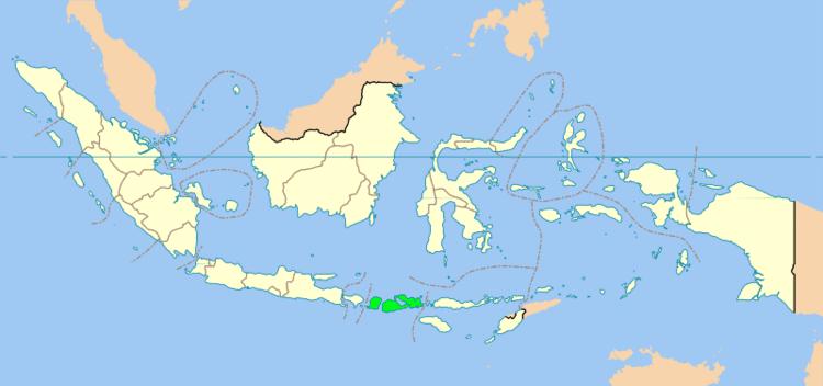 West Lombok Regency Tourist places in West Lombok Regency