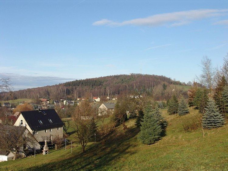 West Lusatian Hill Country and Uplands