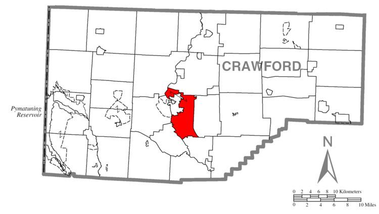 West Mead Township, Crawford County, Pennsylvania