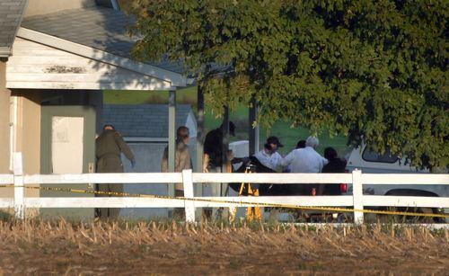 West Nickel Mines School shooting Executionstyle slayings at West Nickel Mines School planned boys