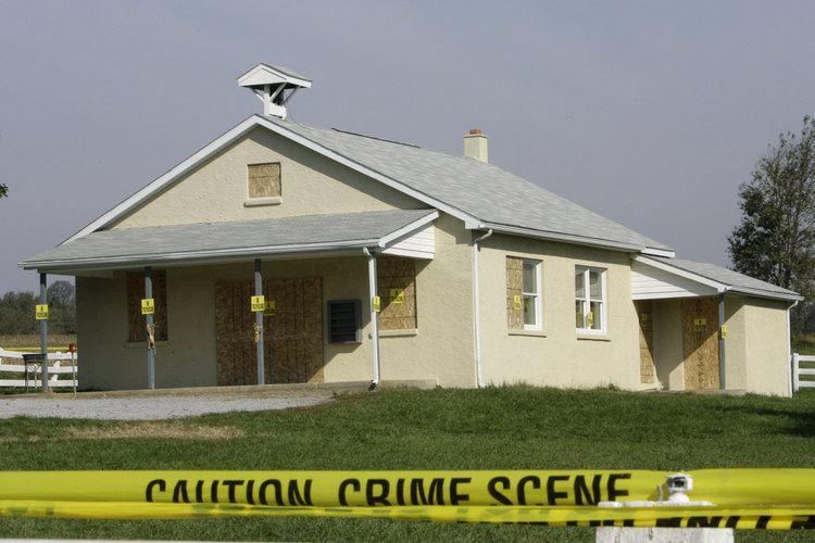West Nickel Mines School shooting mediapennlivecommidstateimpactphotoamishsch