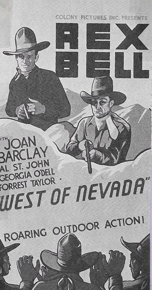 West of Nevada 1936 IMDb