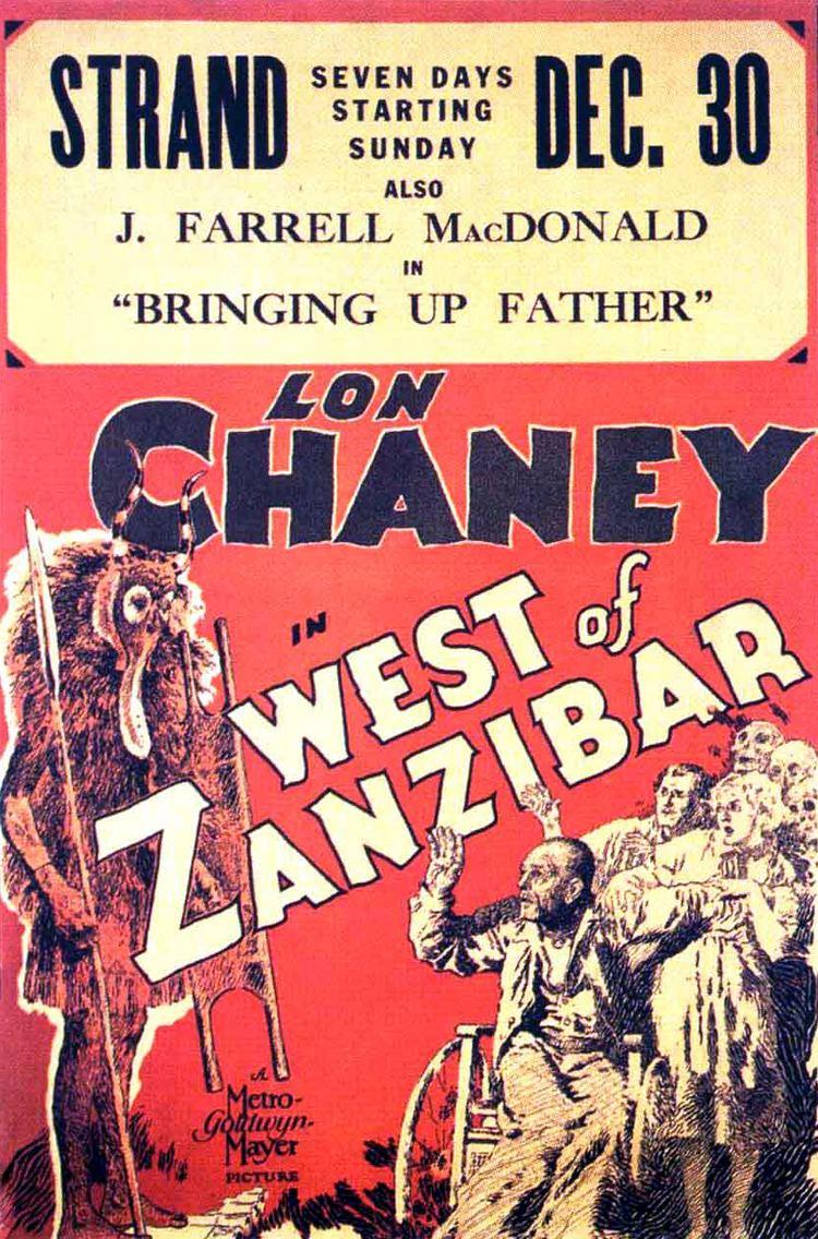 West of Zanzibar at The Cinefamily Showtimes Coupons Movie Tickets