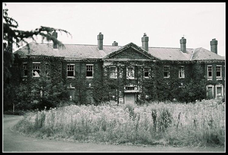 West Park Hospital, Epsom West Park Hospital Epsom 35mm Whatevers Left