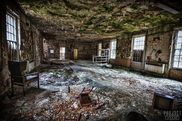 West Park Hospital, Epsom Urbex West Park Lunatic Asylum Epsom Surrey August