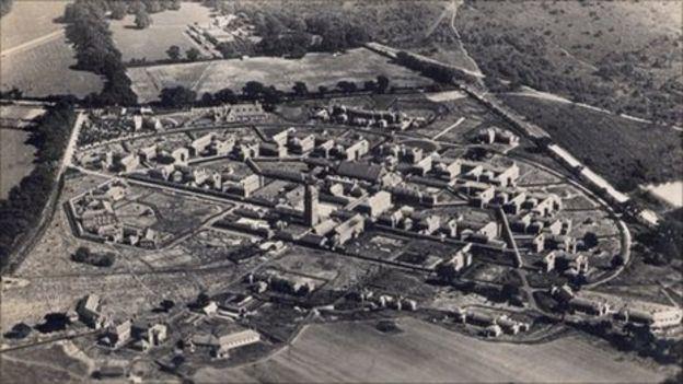 West Park Hospital, Epsom Asylum39s demolition marks end of era in mental health BBC News